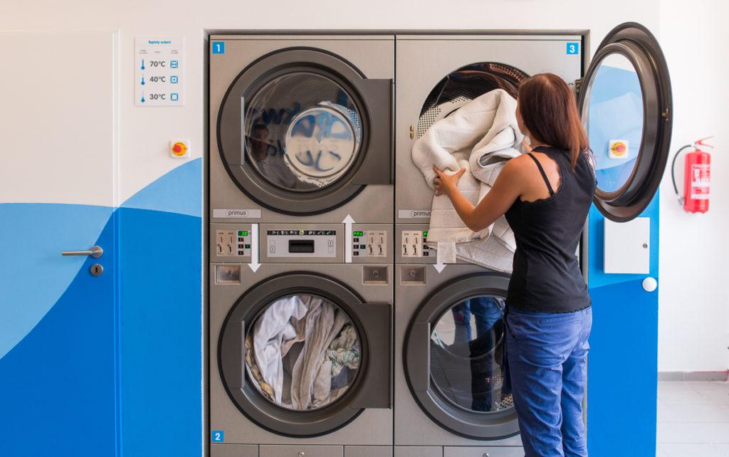 Jak vybrat profesionální pračku