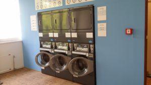 profesionální pračka pro ubytovnu