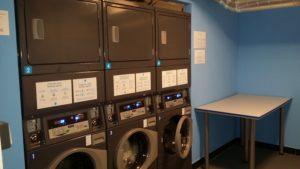 profesionální pračka pro VŠ koleje